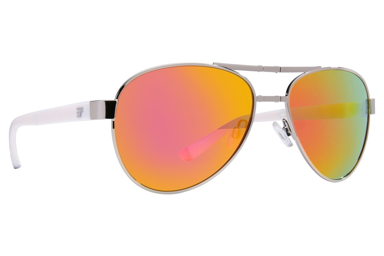 Eyefolds The Pilot White Sunglasses