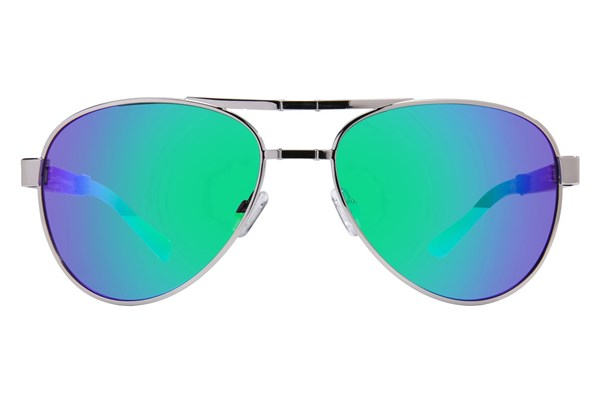 Eyefolds The Pilot Sunglasses - Silver