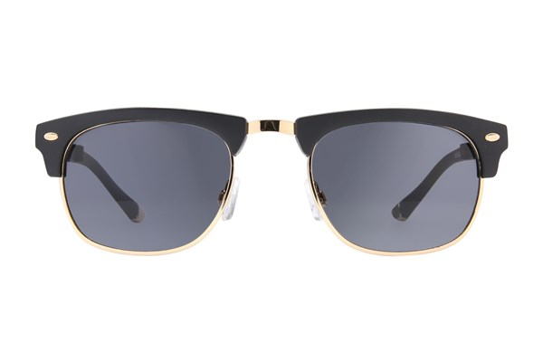 Eyefolds The Country Club Black Sunglasses