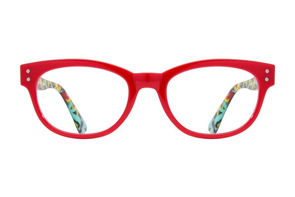 allo Hello Reading Glasses Red ReadingGlasses