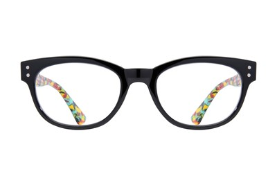 allo Hello Reading Glasses Black