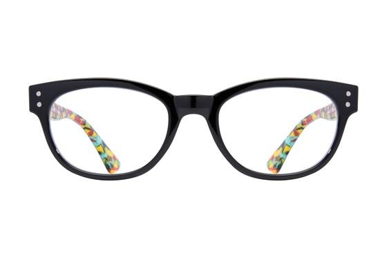 allo Hello Reading Glasses Black