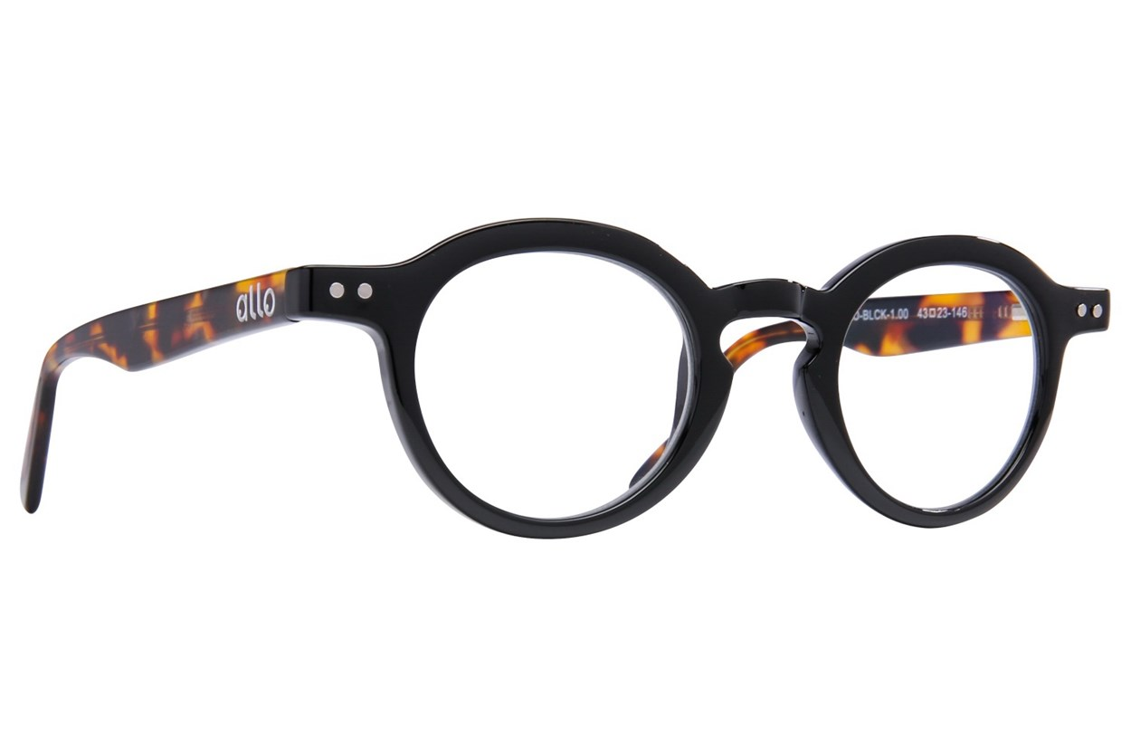 allo Namaste Reading Glasses Black ReadingGlasses