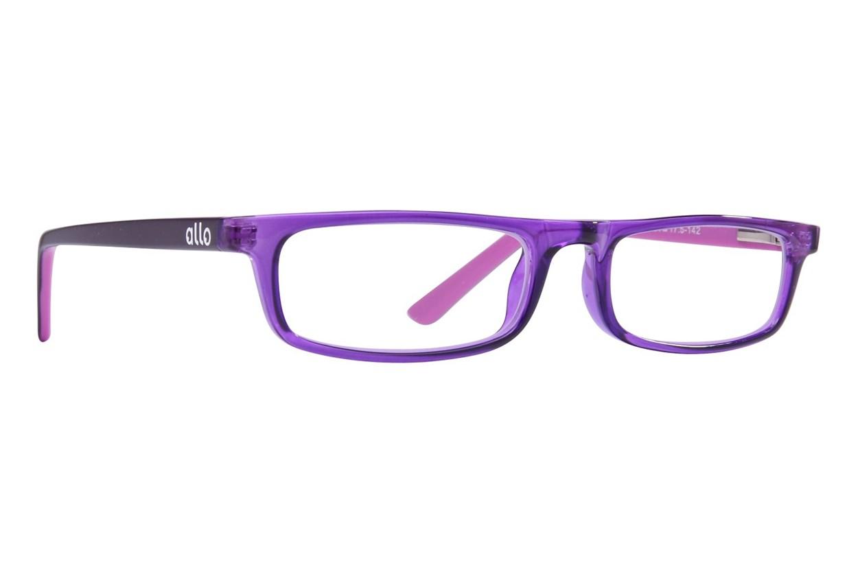 allo G'Day Reading Glasses Purple