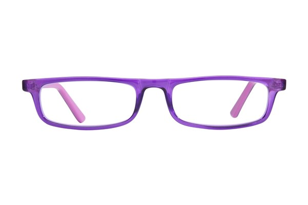 allo G'Day Reading Glasses ReadingGlasses - Purple