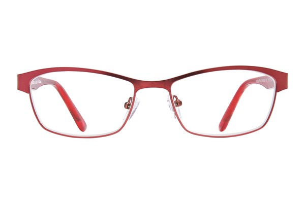 allo Bonjour Reading Glasses Red ReadingGlasses