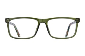 allo Shalom Reading Glasses Green