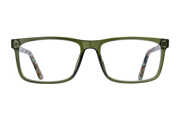allo Shalom Reading Glasses Green ReadingGlasses