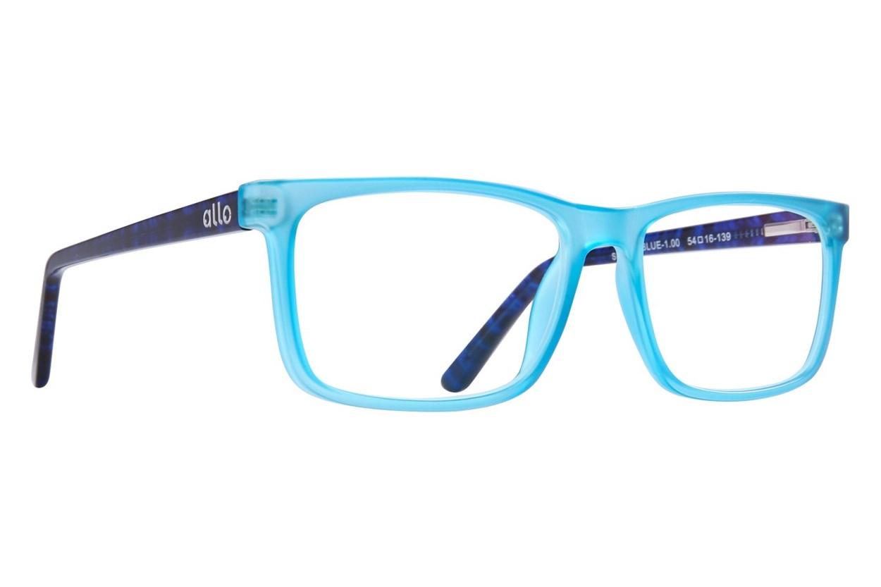 allo Shalom Reading Glasses Blue