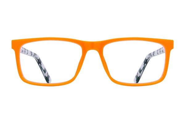 allo Shalom Reading Glasses ReadingGlasses - Orange