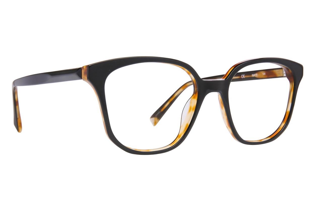 Kendall + Kylie Zoey Black Eyeglasses