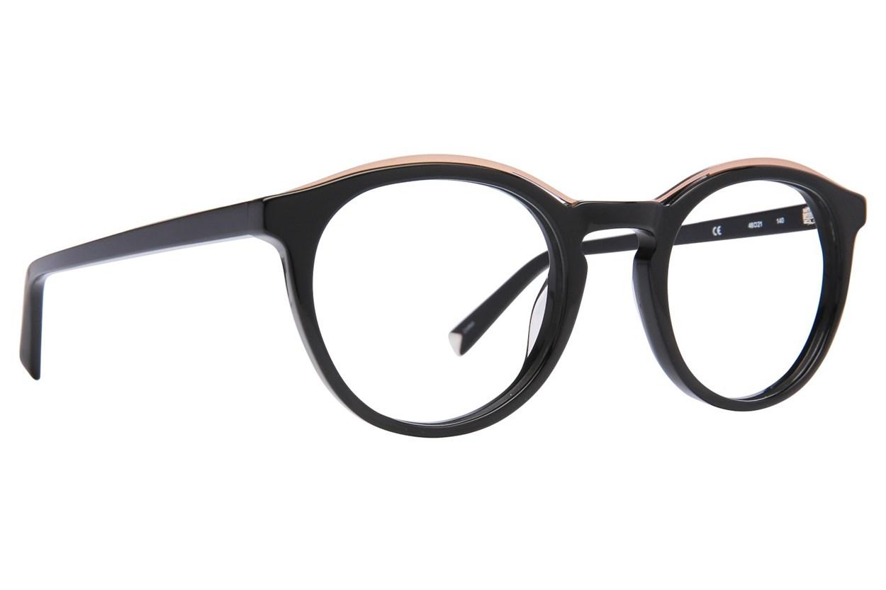Kendall + Kylie Noelle Black Eyeglasses
