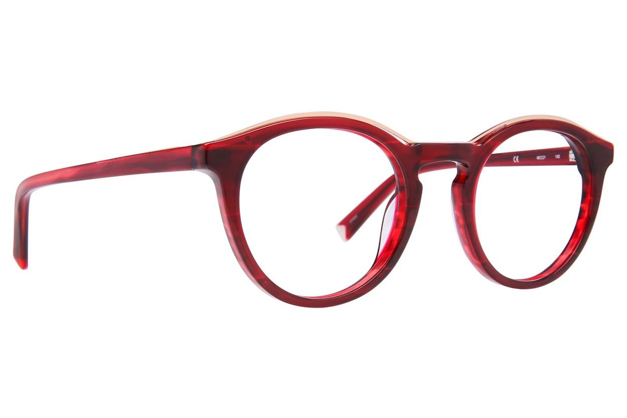 Kendall + Kylie Noelle Red Eyeglasses