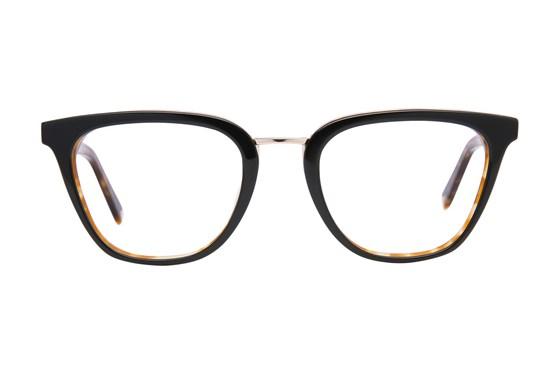 Kendall + Kylie Lola Black Eyeglasses