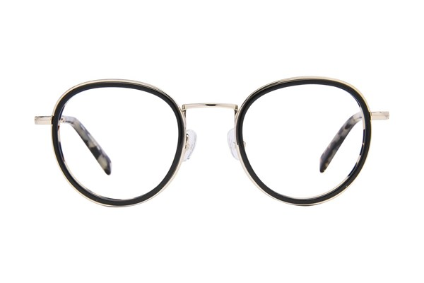 Kendall + Kylie Ryan Black Eyeglasses