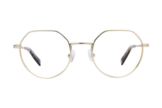 Kendall + Kylie Ivy Gold Eyeglasses