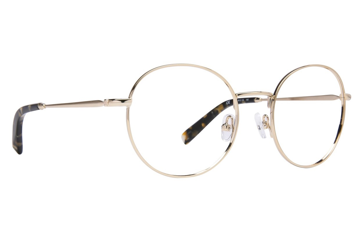 Kendall + Kylie Whitney Gold Eyeglasses