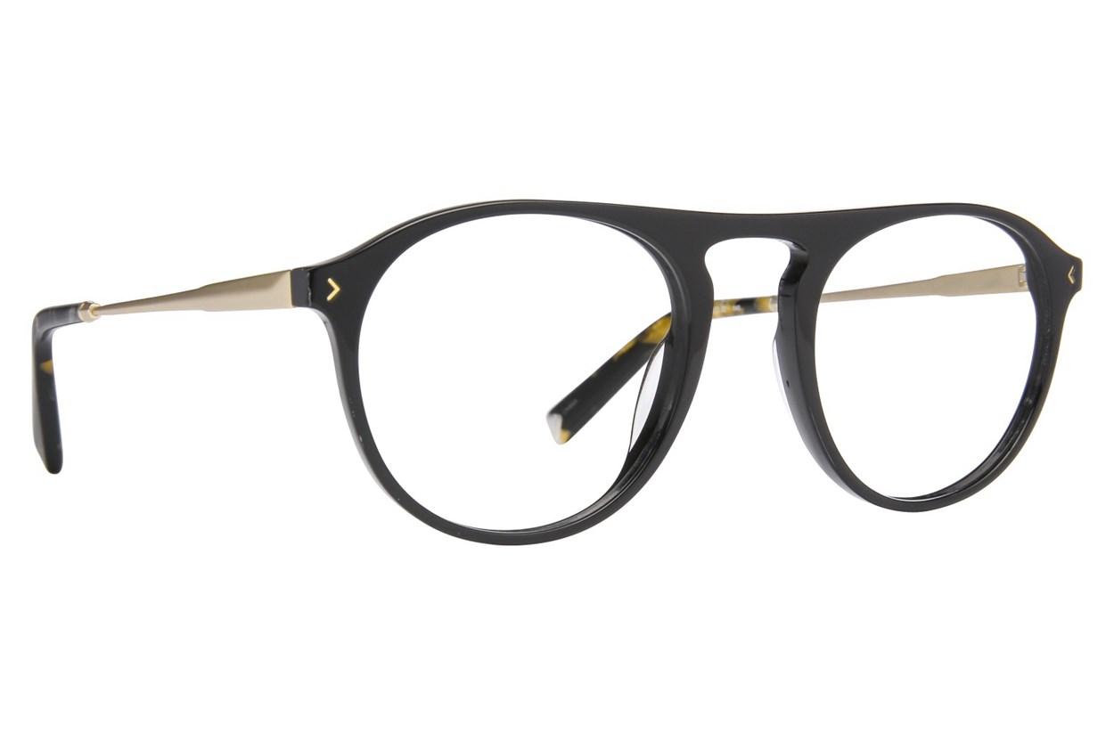 Kendall + Kylie Audrey Black Eyeglasses