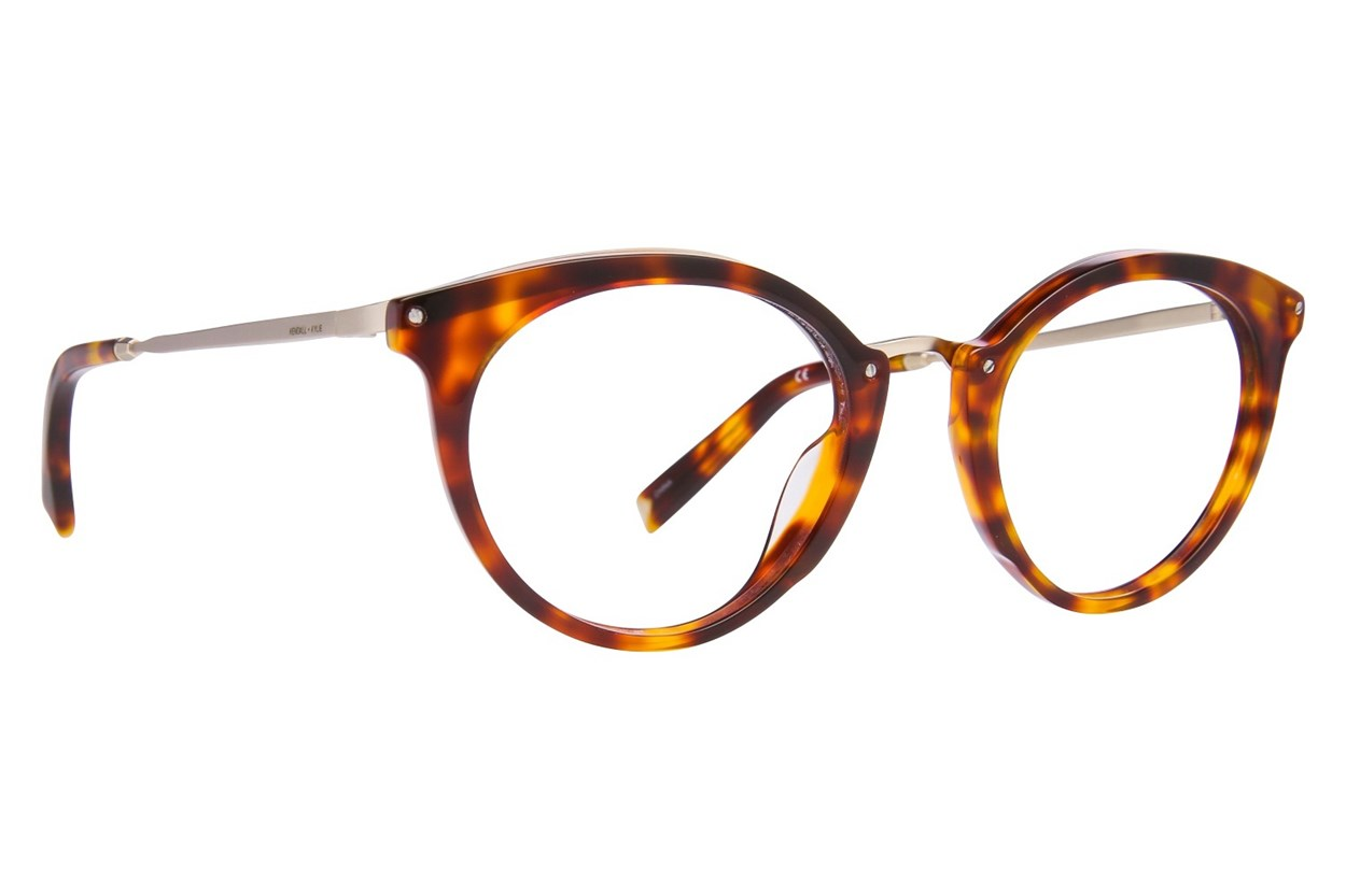 Kendall + Kylie Rae Tortoise Eyeglasses