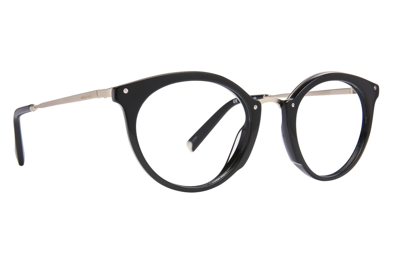 Kendall + Kylie Rae Black Eyeglasses