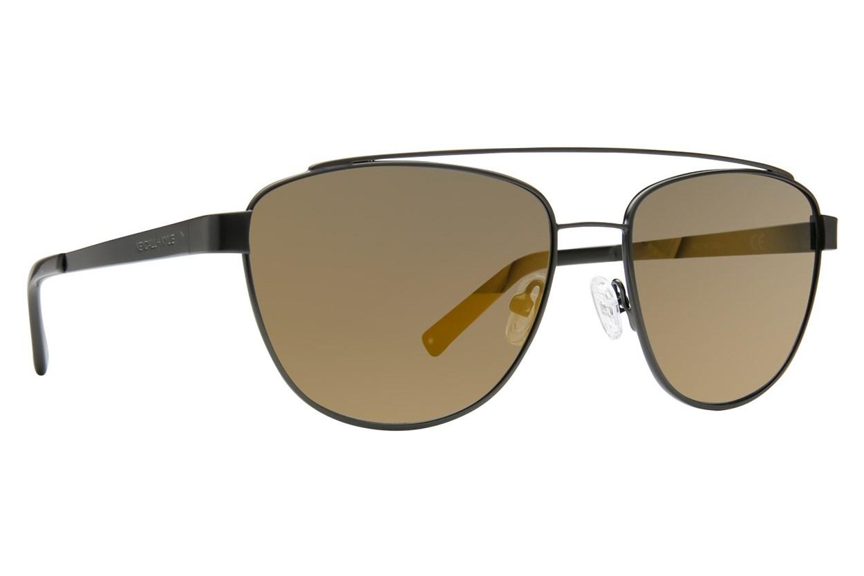 Kendall + Kylie Lexi Black Sunglasses