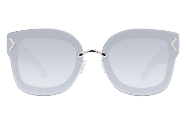 Kendall + Kylie Priscilla Sunglasses - Silver