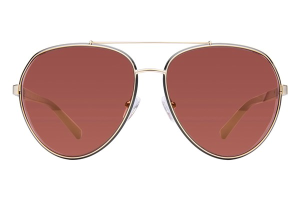 Kendall + Kylie Harley Sunglasses - Gold