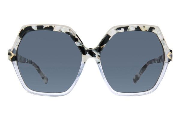 Kendall + Kylie Ludlow Sunglasses - Black