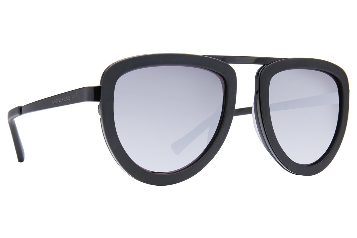 Kendall + Kylie Jones Sunglasses - Black