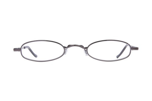 I Heart Eyewear Tube Reading Glasses Gray ReadingGlasses