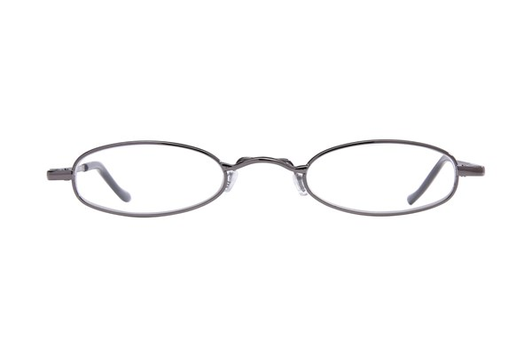 I Heart Eyewear Tube Reading Glasses ReadingGlasses - Gray