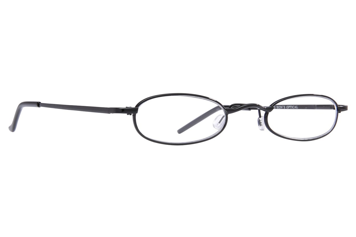 I Heart Eyewear Tube Reading Glasses Black ReadingGlasses