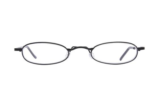 I Heart Eyewear Tube Reading Glasses Black