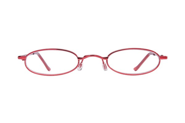 I Heart Eyewear Tube Reading Glasses Red ReadingGlasses