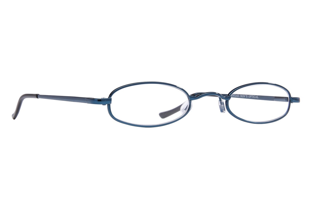 I Heart Eyewear Tube Reading Glasses ReadingGlasses - Blue