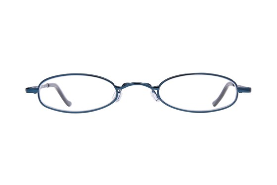 I Heart Eyewear Tube Reading Glasses Blue