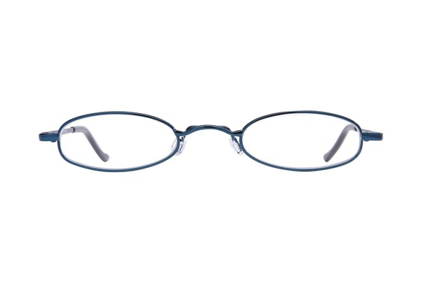 I Heart Eyewear Tube Reading Glasses Blue ReadingGlasses