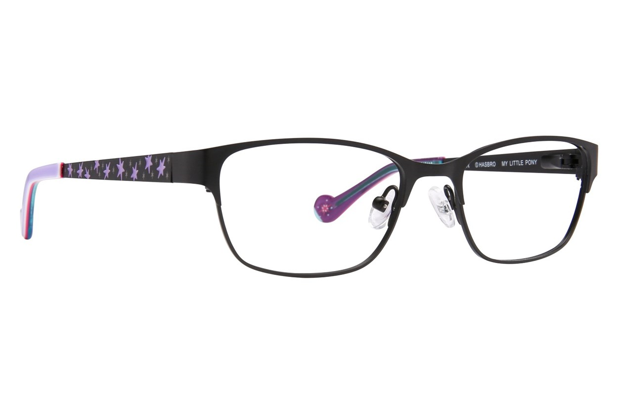 My Little Pony Friendship Black Eyeglasses