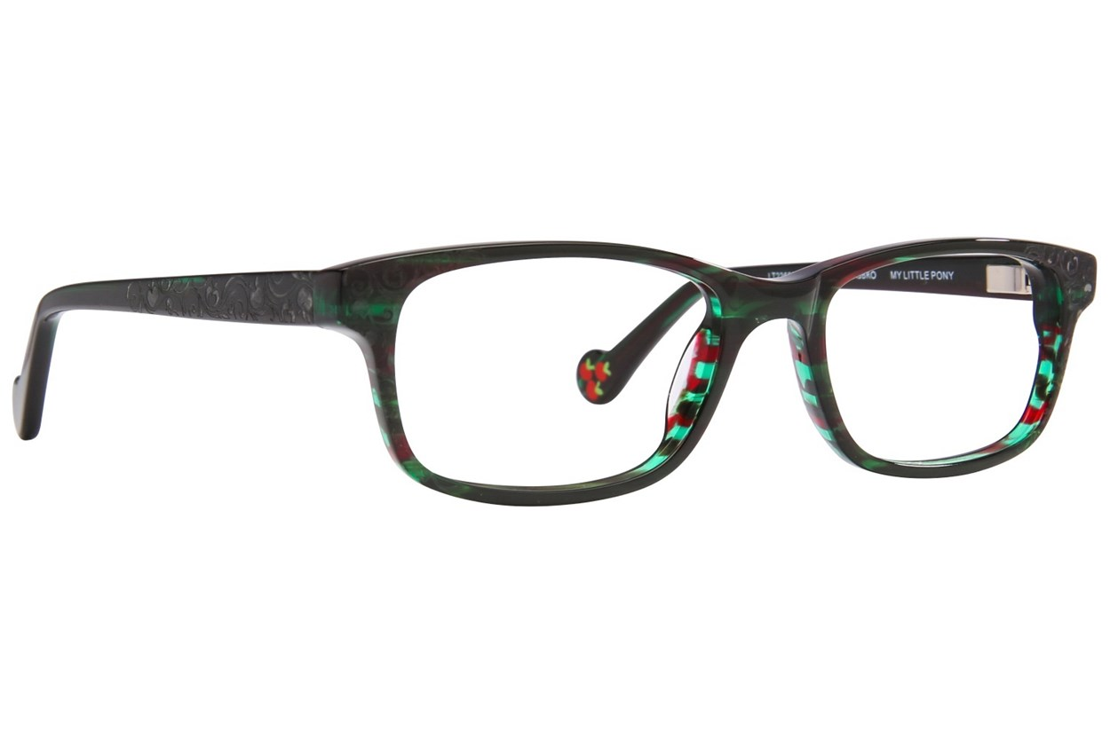 My Little Pony Honesty Green Eyeglasses