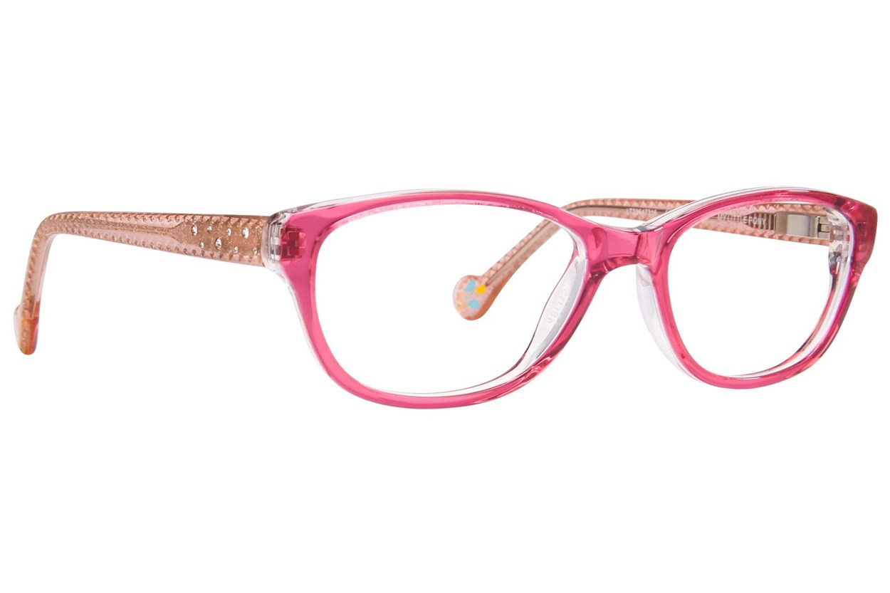 My Little Pony Laughter Pink Eyeglasses