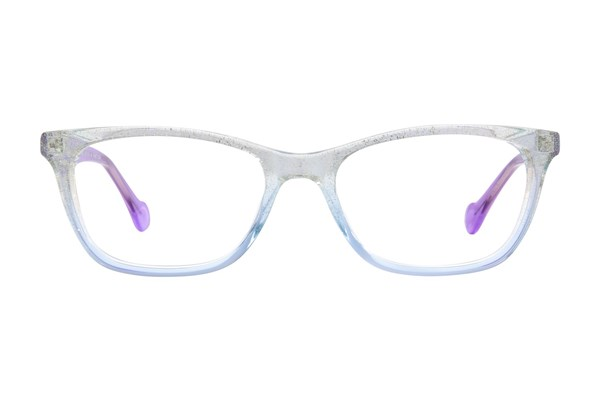 My Little Pony Loyalty Blue Eyeglasses