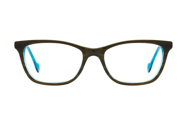 My Little Pony Loyalty Brown Eyeglasses