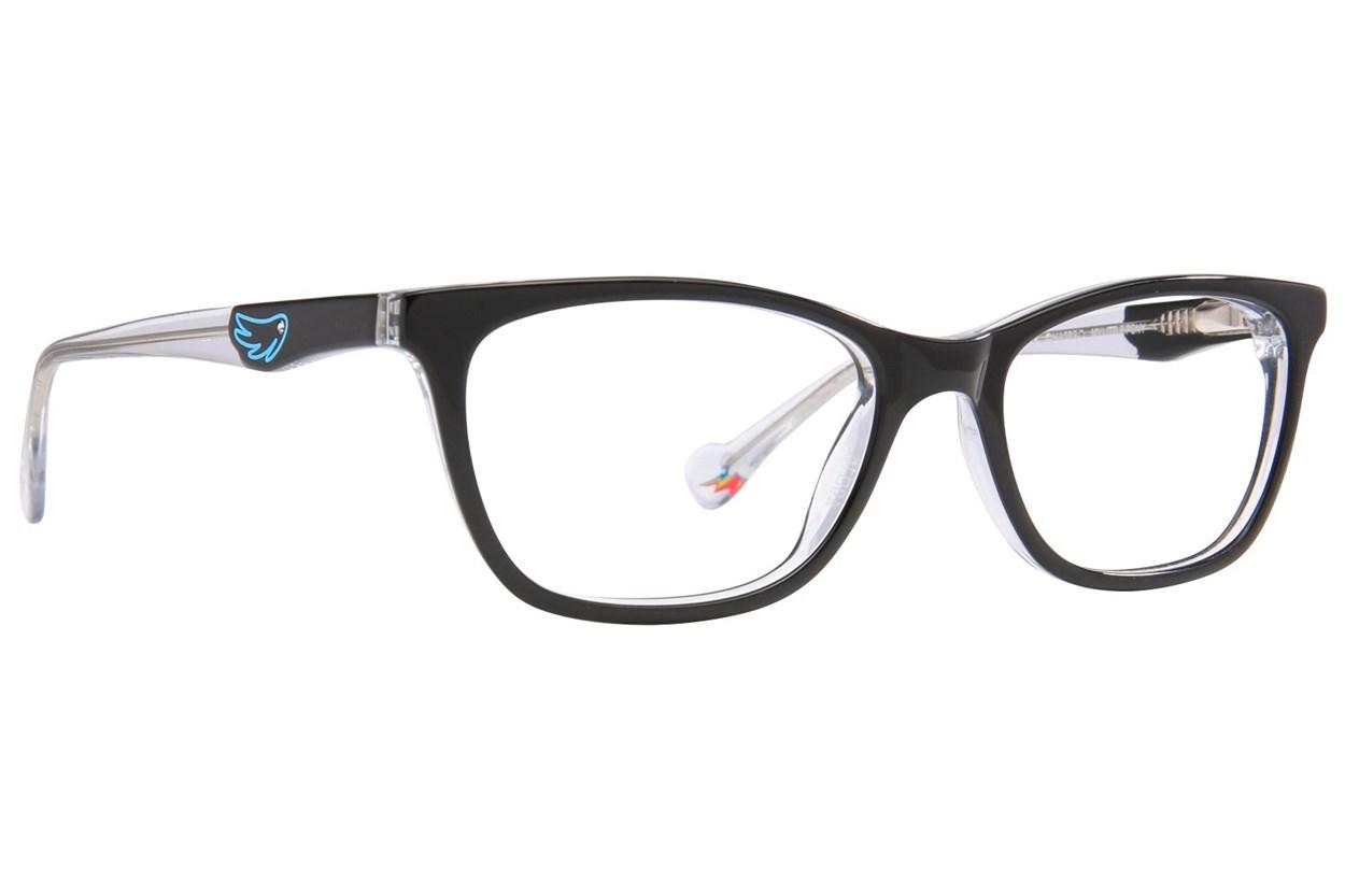 My Little Pony Loyalty Black Eyeglasses