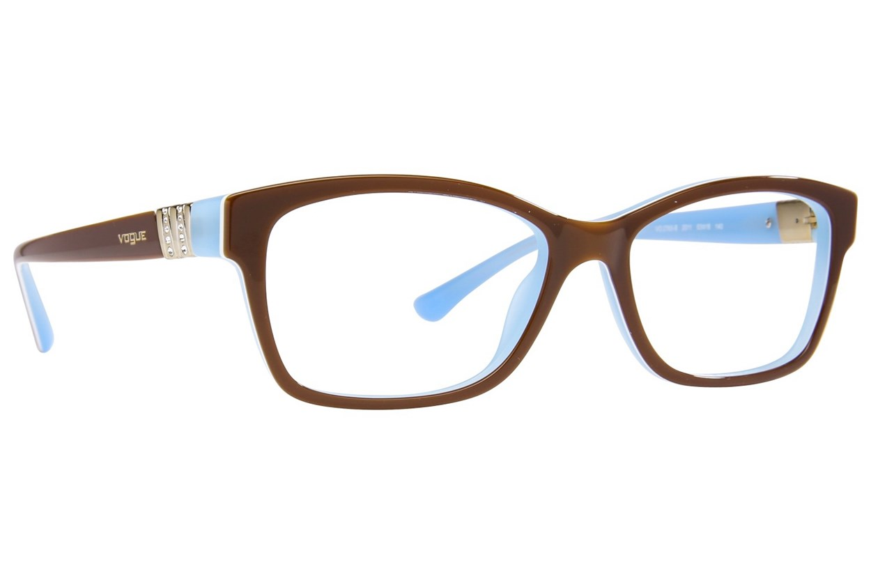 Vogue VO2765B Brown Eyeglasses