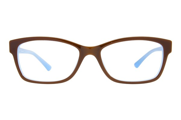 Vogue VO2765B Brown Eyeglasses
