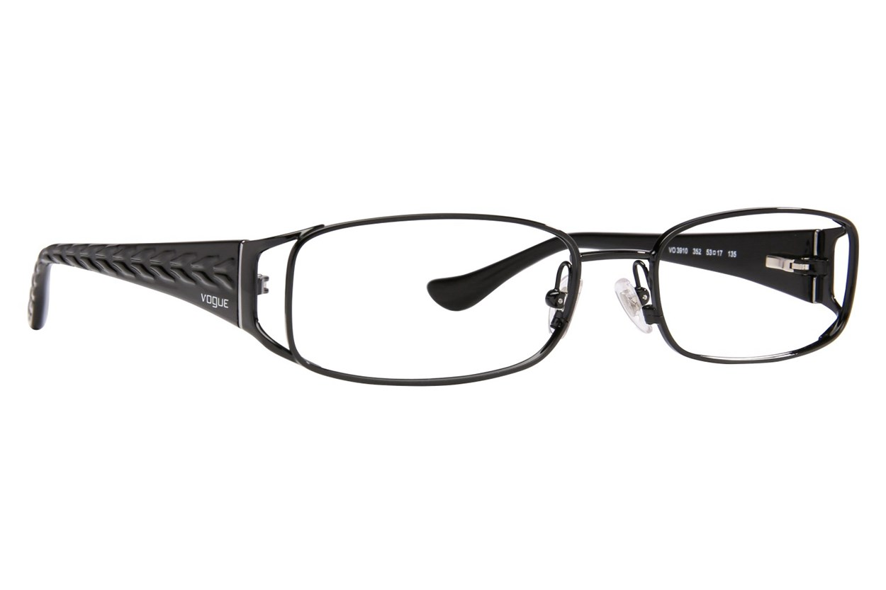Vogue VO3910 Black Eyeglasses