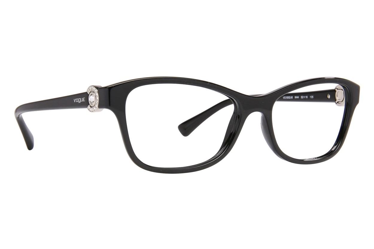 Vogue VO5002B Black Eyeglasses