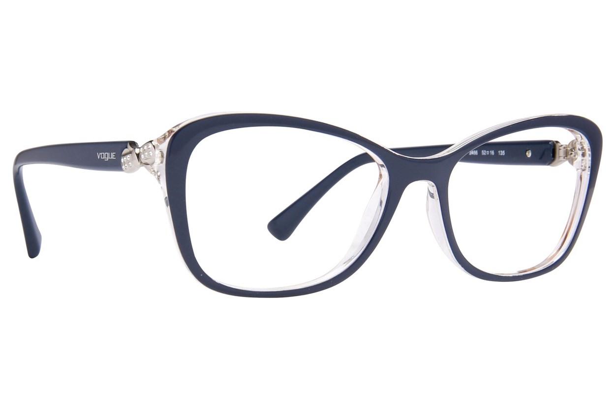 Vogue VO5095B Blue Eyeglasses