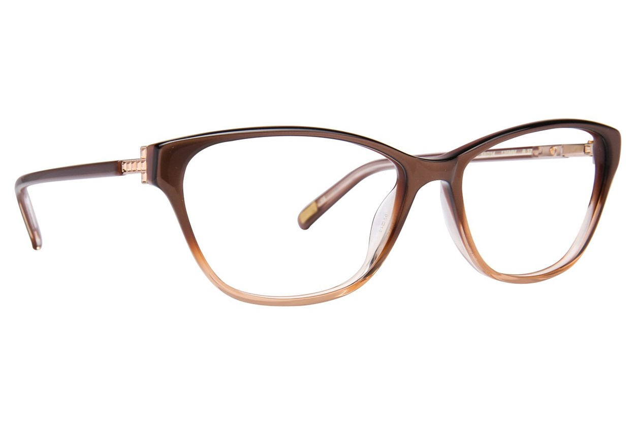 Ted Baker B737 Brown Eyeglasses