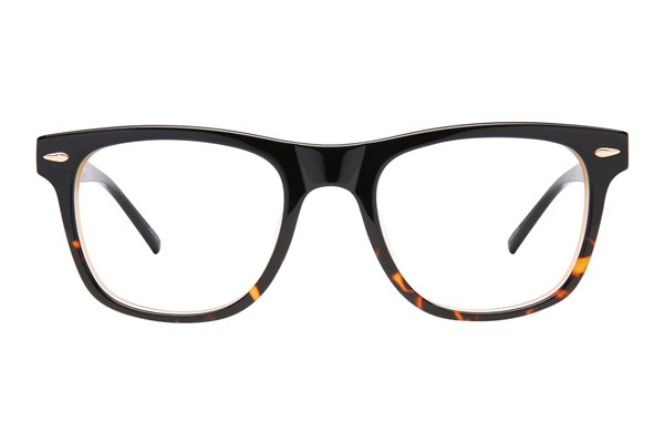 Ted Baker B882 Black Eyeglasses